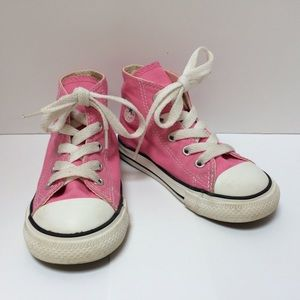Converse Chuck Taylor All Star High Tops Size 8